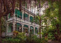 The Haunted Mansion - photograph by Hanny Heim fineartamerica.com