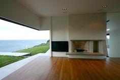 Casa Moderna estilo Minimalista por Daniel Marshall Architects