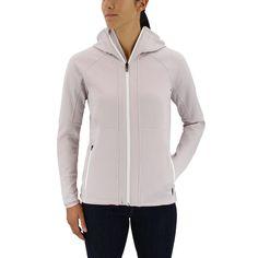 Women's Adidas Outdoor Flex Fleece Hiking Jacket, Size: Medium, Purple