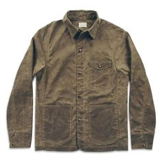 e0a684870a The Project Jacket in Field Tan Taylor Stitch