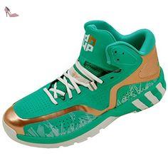 adidas Performance-Chaussure Basketball D HOWARD 6 Vert D69541 ,UK 10 = EUR 44 2/3 - Chaussures adidas (*Partner-Link)