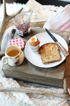Sick Day Breakfast