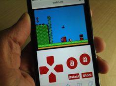 How to play Nintendo games via mobile Safari no jailbreak required
