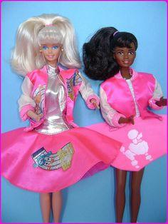 BARBIE e BELINDA SENSATION by Bianca Fornasier - Barbie '80 & '90, via Flickr