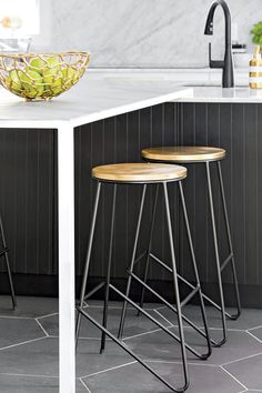 Style Shaker, Bar Stools, Furniture, Home Decor, House, Kitchens, Bar Stool Sports, Decoration Home, Room Decor