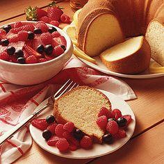 Vanilla Pound Cake (Gluten-Free Recipe*) | Land O'Lakes