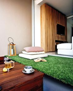 4 Artificial Grass Ideas For Your Home