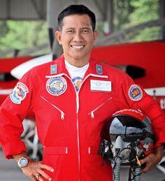 Marsma TNI Agus Munandar, SE., Membentuk Tentara Langit Indonesia | Tokoh - Kabare Magazine