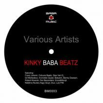 Kinky BABA Beatz Vol.01 compilation is out now!  http://www.beatport.com/release/kinky-baba-beatz-vol-1/1139137