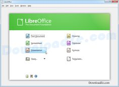 http://www.downloadze.net/libreoffice/ ดาวน์โหลดโปรแกรม #LibreOffice 4.2.3
