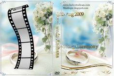 27 Wedding DVD Cover Psd Templates Free Download Wedding Album Cover, Wedding Albums, Indian Wedding Album Design, Photo Album Covers, Nylon Flowers, Album Cover Design, Photo Booth Backdrop, Cover Template, Cd Cover