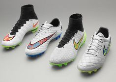 17bbad81741af7 Nike s White Shine Through Boot Collection