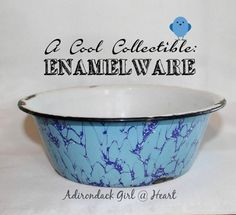 A Cool Collectible: Enamelware