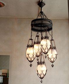 Home Decor Furniture, Cool Furniture, Art Deco Home, Gothic House, Farmhouse Lighting, Dining Room Lighting, Dream Decor, Lamp Light, Light Fixtures