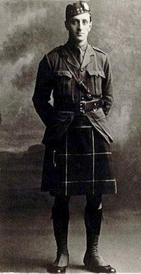 Basil Rathbone was awarded the Military Cross for his service during World War One.