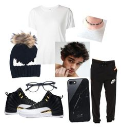 °Starter Pack° by paibear on Polyvore featuring polyvore Native Union R13 NIKE Fendi men's fashion menswear clothing