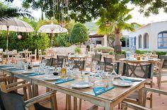 Restaurant Cicale, road San Joan, km 12 - Ibiza