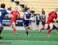 Rugby – Vidéo : Fanny Horta sur Europe 1 hier - Femmes de Sport - 22/09/2015