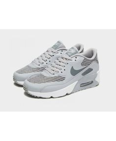 quality design fc93e 90be9 Online Kid s Nike Air Max 90 Ultra SE Grey Sneakers Outlet UK
