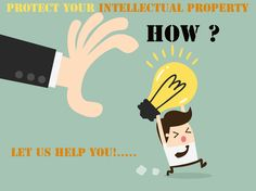 PROTECT YOUR #INTELLECTUAL #PROPERTY Let us HELP you!.....