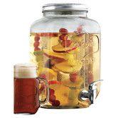 Found it at Wayfair - Mason Jar Beverage Dispenser