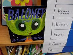use context clues to figure out meaning of alien words