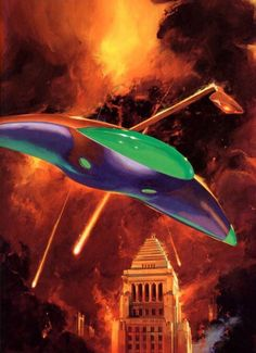 A Martian Fighting Machine From George Pal's The War of the Worlds.