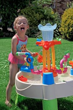 Outdoor fun Little Tykes
