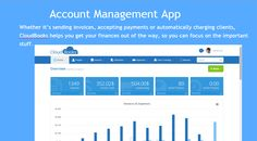 Now track invoices, estimates and payments easily with Cloudbooks #AccountingManagementApp . www.cloudbooksapp.com