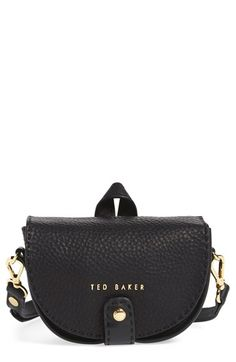 TED BAKER  Mini  Leather Crossbody Bag.  tedbaker  bags  shoulder bags 97b6603454a36