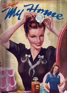 My Home magazine from August 1946
