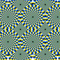 Rotational illusion #illusion #opticalillusion #photography #photo