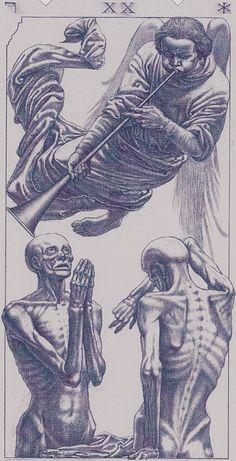 XX. Judgement: Tarot of the III Millenium
