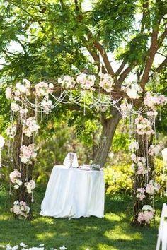 Image result for wedding arbours Wedding Arbors, Wedding Canopy, Wedding Ceremony Flowers, Ceremony Arch, Wedding Backyard, Wedding Trellis, Wedding Ceremonies, Balloon Wedding, Arch Wedding