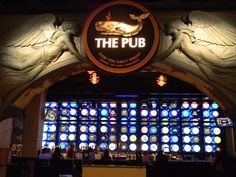 HAVE A DRINK HERE: The Pub at Monte Carlo