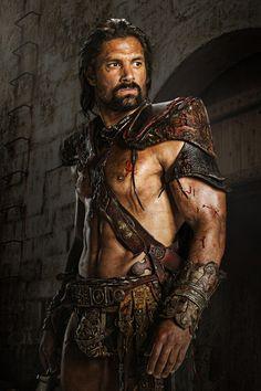 Spartacus Season 1, Gannicus Spartacus, Spartacus Movie, Spartacus Tv Series, Spartacus Workout, Spartacus Quotes, Spartacus Vengeance, Movies, Spartacus