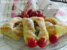 RECEPTY Z MOJEJ KUCHYNE A ZÁHRADY: Tvarohové taštičky s ovocím