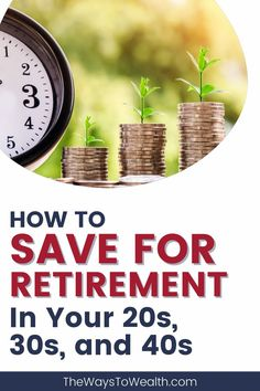Here's how to invest for retirement when you're still young (without sacrificing your other financial goals and priorities). #Investing #Retirement #RetirementPlanning