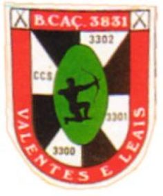 Batalhão de Caçadores 3831 Moçambique