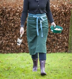 Sarah Raven Garden Apron