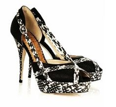 Laura Open Toe Pump -  Price / Order by request