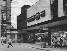 2 Acresfield - Bolton bygone scenes and now Bolton Lancashire, Salford, Old Photographs, Shopping Center, Then And Now, Old Pictures, Manchester, The Past, Shops