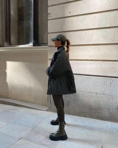 City Outfits, Winter Fashion Outfits, Fall Winter Outfits, Look Fashion, Autumn Winter Fashion, Casual Outfits, Womens Fashion, Mode Ootd, Photography Poses