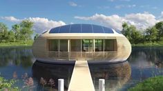 EcoFloLife | WaterNest 100 by Giancarlo Zema - YouTube