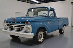 1966 Ford F100 Truck Maintenance/restoration of old/vintage vehicles: the material for new cogs/casters/gears/pads could be cast polyamide which I (Cast polyamide) can produce. My contact: tatjana.alic@windowslive.com