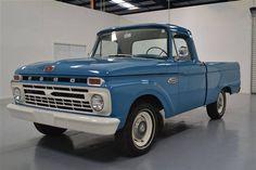 1966 Ford F100 Truck