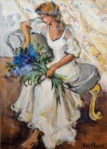 Este Mostert art, south african art , oil paintings for sale , crouse artdealers