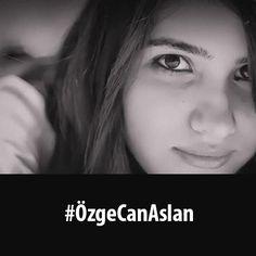 Bugün #ÖzgeCanAslan için yastayız.  Başka Özgecan' ların da kaybedilmemesini diliyoruz.