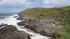Visitor information for stunning coastline at Baggy Point in Croyde, North Devon.