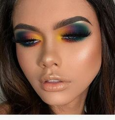 Eyemakeupart provides new eye makeup tutorial. How to make up your eye and how to do special design your eye. Just see Eyemakeupart web and start to do you. Makeup Eye Looks, Dramatic Eye Makeup, Eye Makeup Art, Cute Makeup, Smokey Eye Makeup, Glam Makeup, Gorgeous Makeup, Pretty Makeup, Skin Makeup